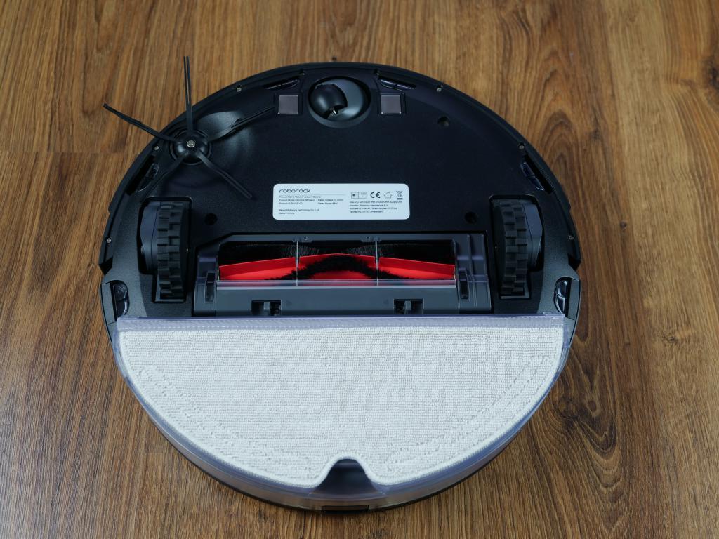 Roborock S6 maxV - recenzja robota sprzątającego z inteligentnym rozpoznawaniem przeszkód - robot z mopem