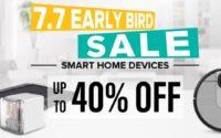 Wyprzedaż urządzeń Smart Home w geekbuying.com - early bird