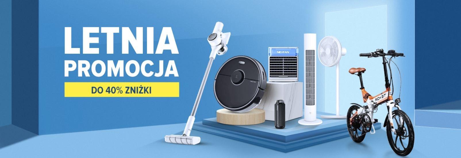 letnia promocja geekbuying PL