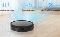robot sprzątający 360 - model C50 - planowanie jazdy