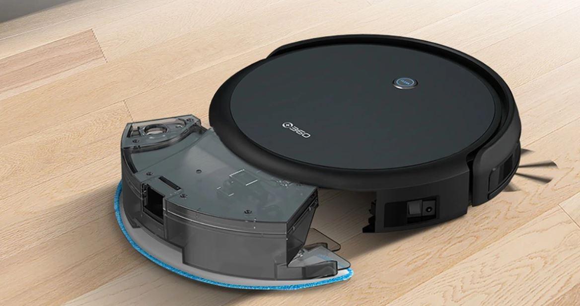 robot sprzątający 360 - model C50 - pojemnik na wodę robota 360 C50