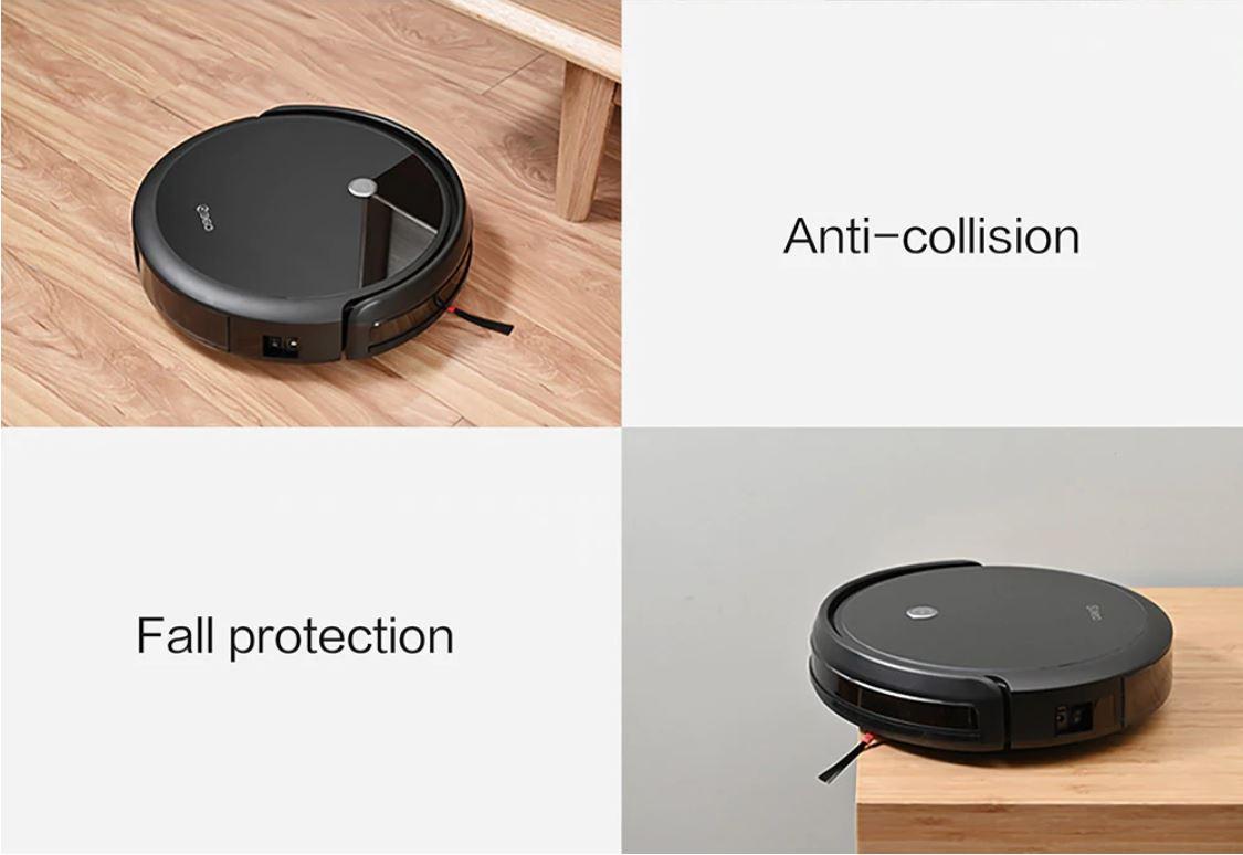 sensory robota - antyspadkowy i antykolizyjny