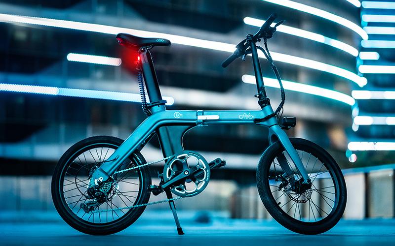 Fiido D11 - rower