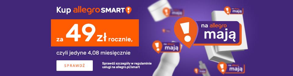 SmartWeek - koszt Allegro Smart!