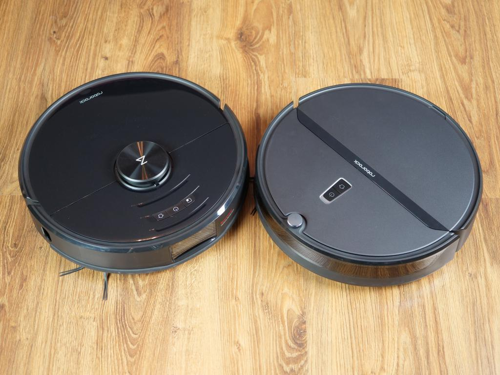 Roborock E4 vs Roborock S6 maxV