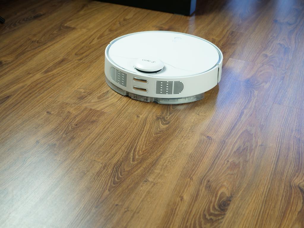 360 S9 - recenzja robota sprzątającego - jazda