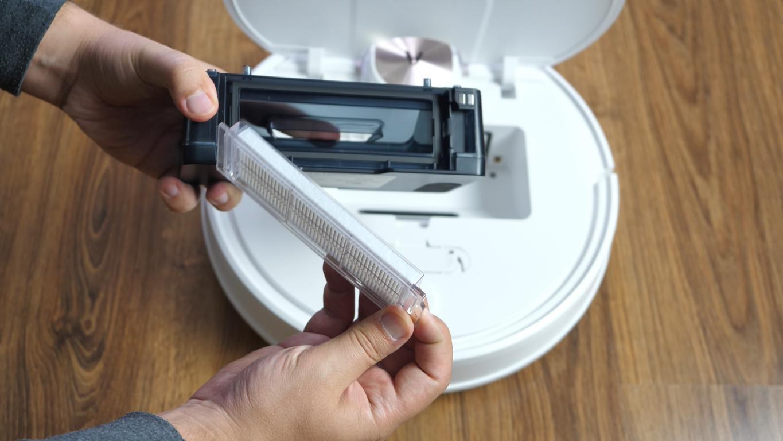 Viomi SE - pojemnik na kurz i filtr HEPA