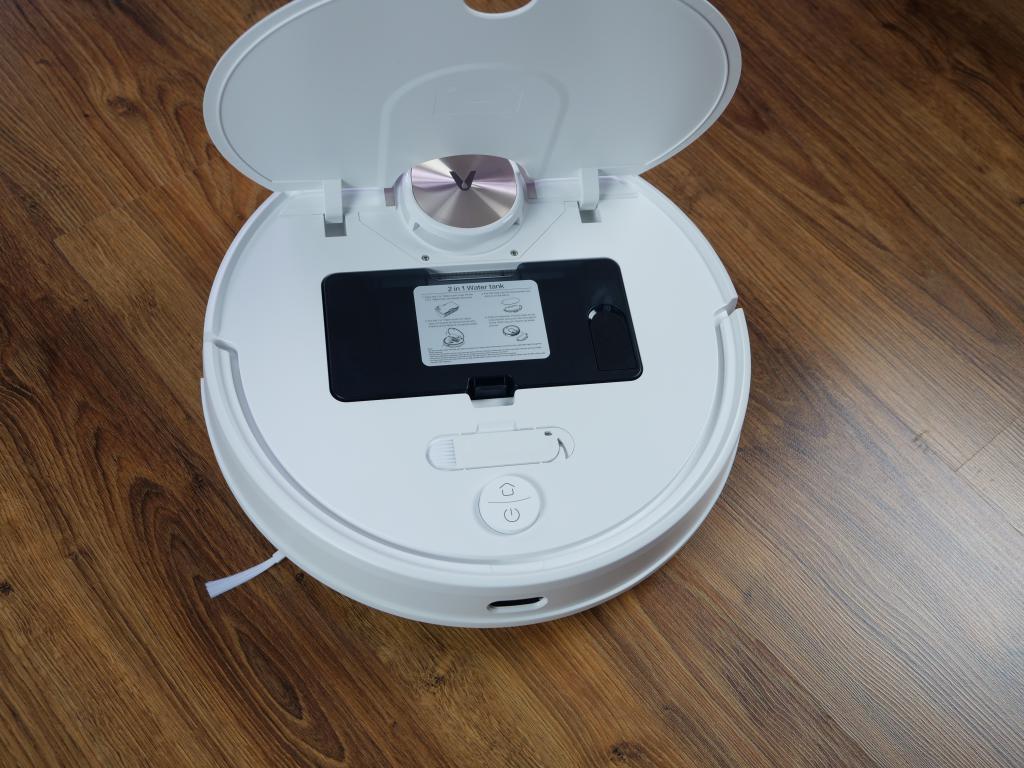 Viomi SE - recenzja robota sprzątającego w super cenie - pod klapką