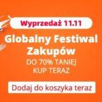 promocja 11.11 na Aliexpress 2020
