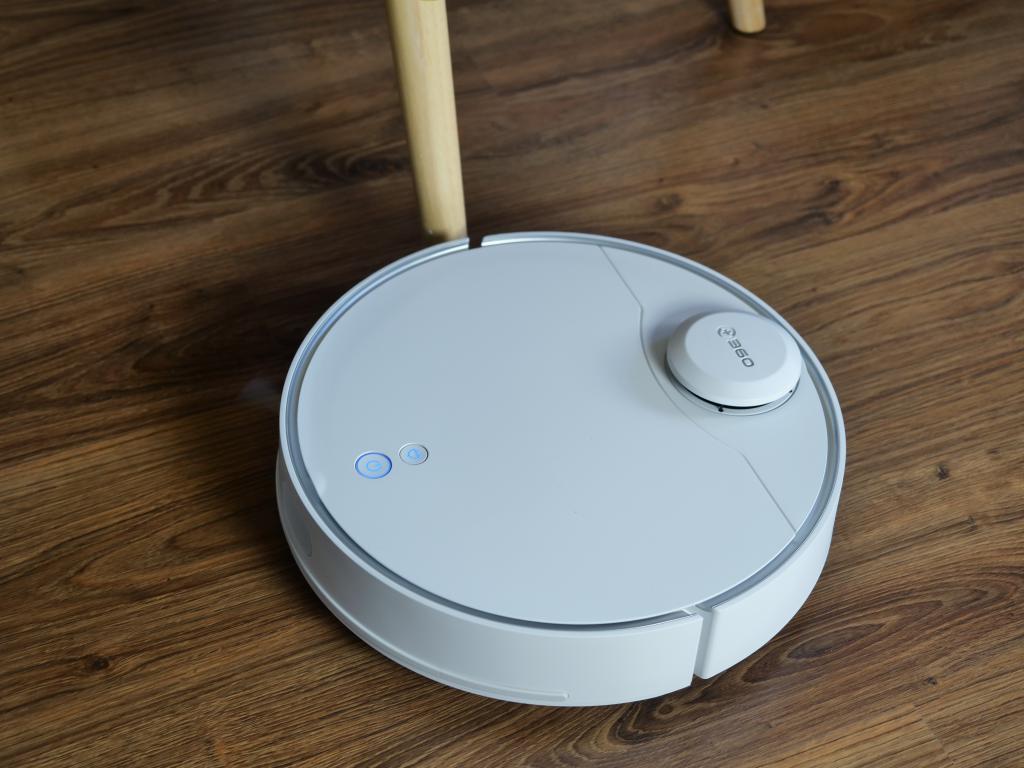 360 S9 - recenzja robota sprzątającego - omijanie przeszkód