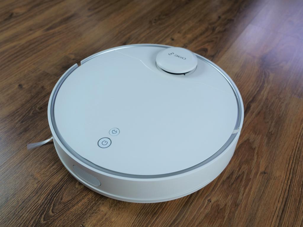 360 S9 - recenzja robota sprzątającego