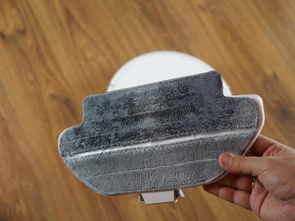 szmatka mopa Viomi SE z przedziałkiem - do przecierania na sucho