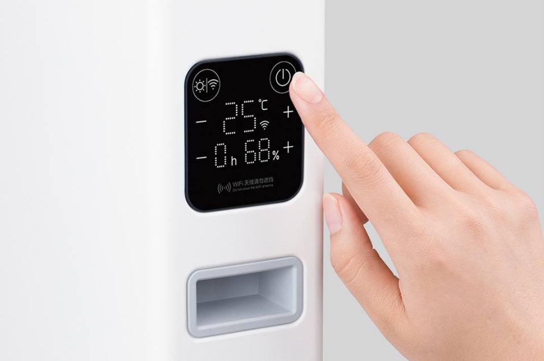 Smartmi 1S 2200 W grzejnik elektryczny - panel dotykowy