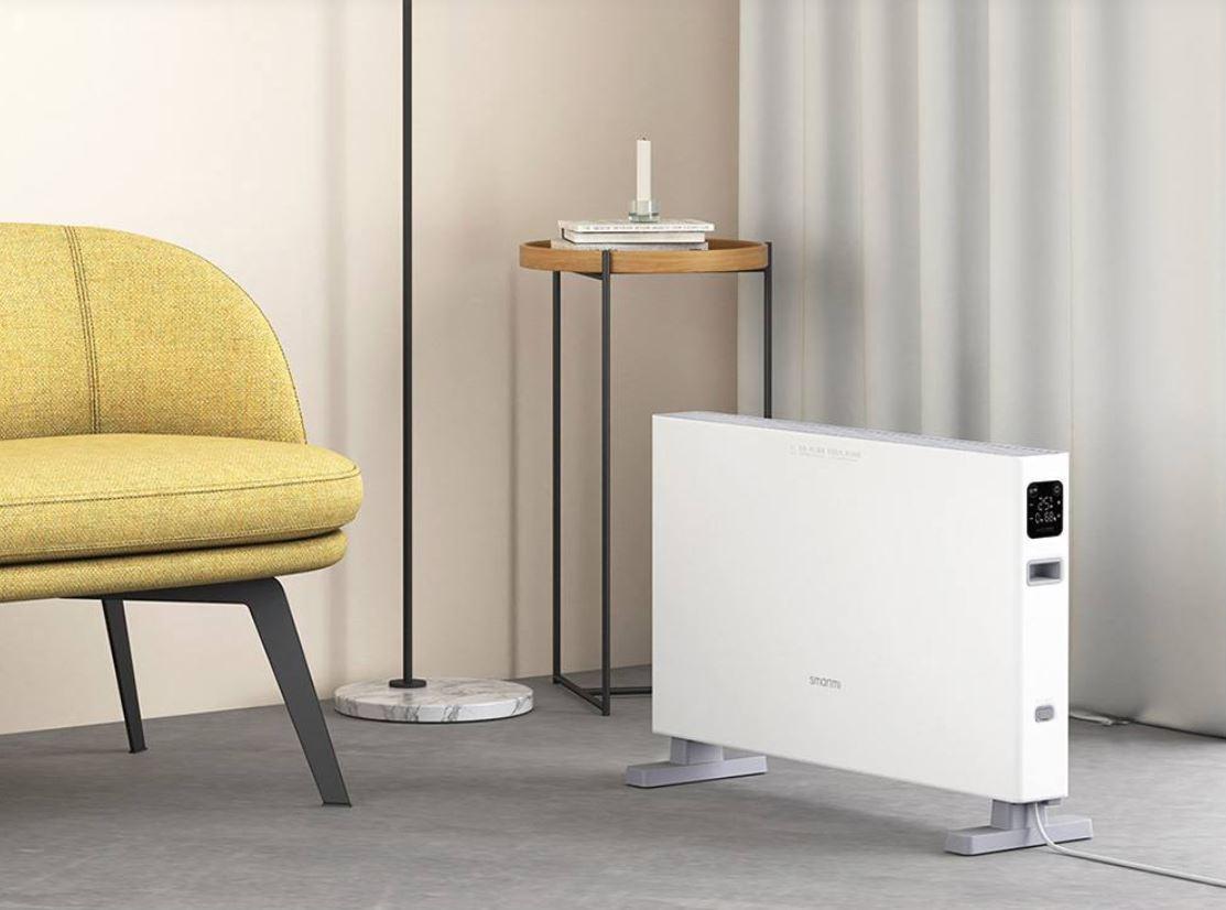 Smartmi 1S 2200 W grzejnik elektryczny w mieszkaniu