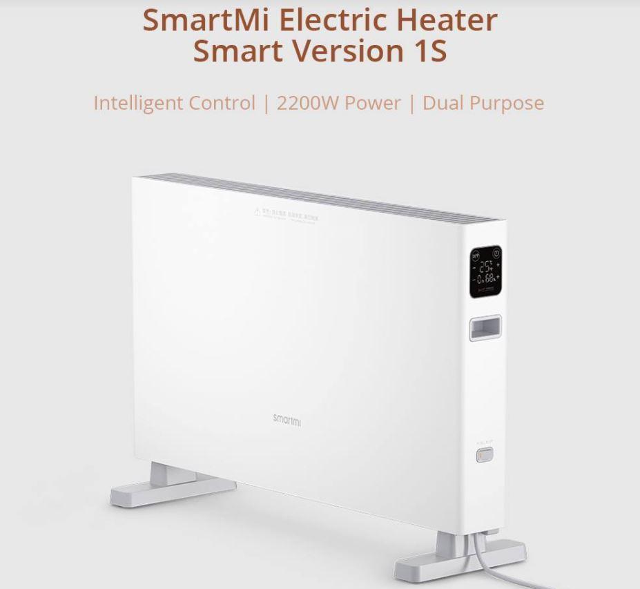 Smartmi 1S 2200 W grzejnik elektryczny