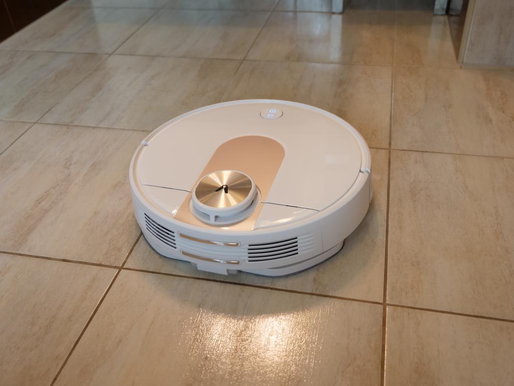 Viomi SE - recenzja robota sprzątającego w super cenie - mopowanie