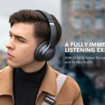Pomysły na prezent świąteczny z Aliexpress dla niego - słuchawki Anker Soundcore Life Q20