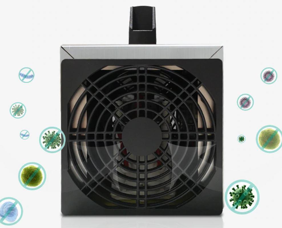 Posprzątaj dom z Aliexpress - najlepsze oferty na odkurzacze i roboty sprzątające - generator ozonu