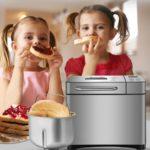 Zakupy bez kolejek - promocja Aliexpress na Black Friday - maszyna do pieczenia chleba BioloMix