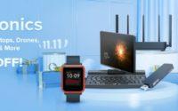 promocja elektroniki na dzień singla (11.11) z geekbuying