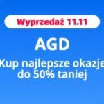 wyprzedaż AGD z Aliexpress