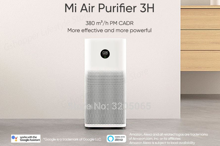 10 hitów z Aliexpress - promocja na 11.11 - Xiaomi Mi Air Purifier 3H