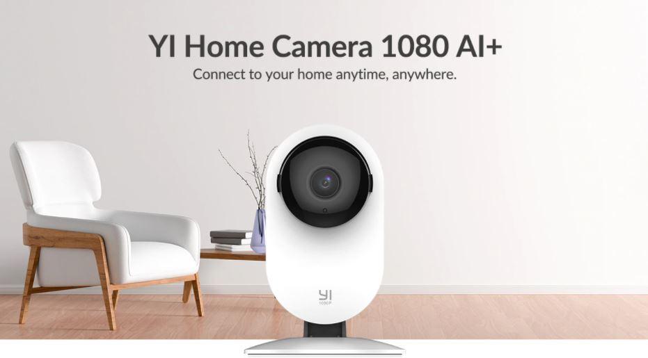 10 hitów z Aliexpress - promocja na 11.11 - YI Home Camera IP - kamera do monitoringu