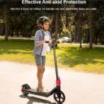 Kugoo Kirin Mini 2 - promocja młodzieżowej hulajnogi elektrycznej - wygodna jazda
