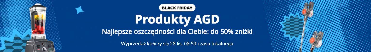 Posprzątaj dom z Aliexpress - najlepsze oferty na odkurzacze i roboty sprzątające - produkty AGD na Black Friday
