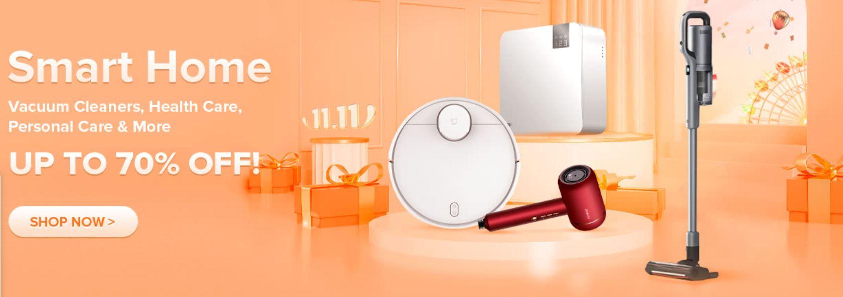 Promocje sprzętu Smart Home, czyli kody na elektronikę domową