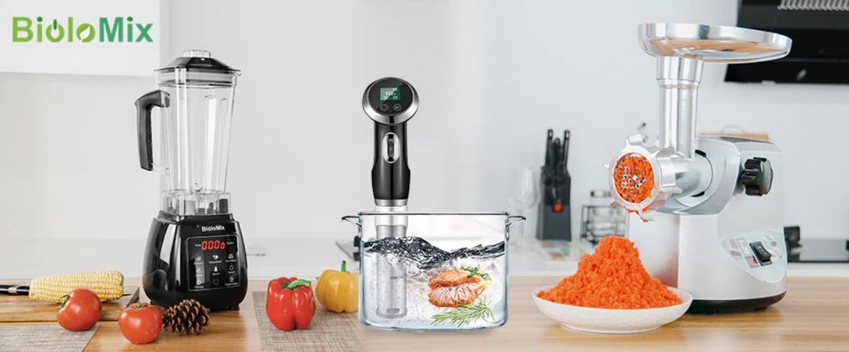Wyposaż swoją kuchnię z Aliexpress - produkty marki BioloMix w super cenach