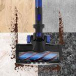APOSEN H250 - odkurzacz pionowy - szczotka do dywanów