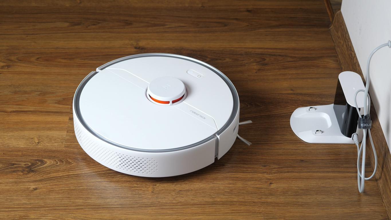 Roborock S6 Pure - recenzja robota sprzątającego - mapowanie - start robota