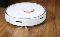 Roborock S6 Pure - recenzja robota sprzątającego - mopowanie podłogi