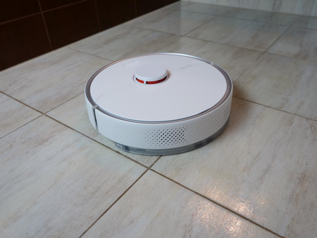 Roborock S6 Pure - recenzja robota sprzątającego - mopowanie