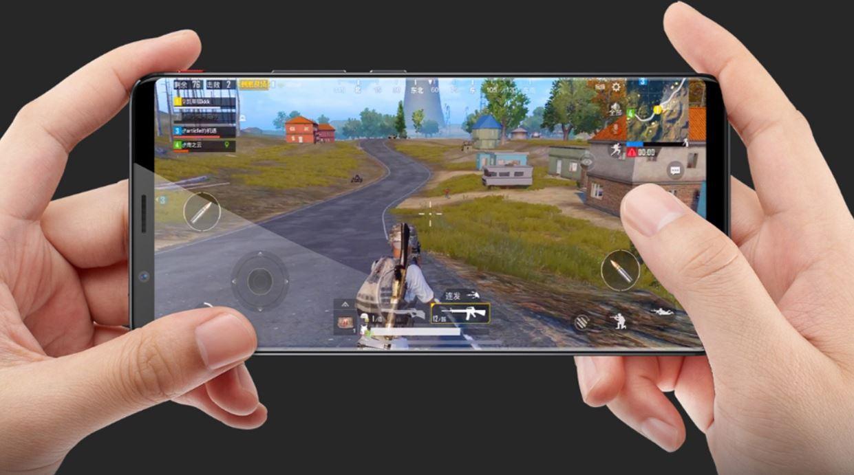 Smartfon Nubia Red Magic - smartfon gamingowy