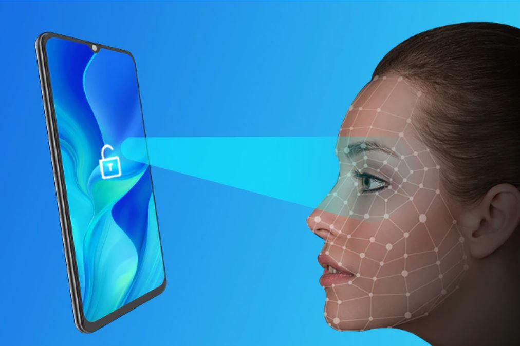 Cubot Note 20 PRO - odblokowywanie ekranu poprzez rozpoznawanie twarzy