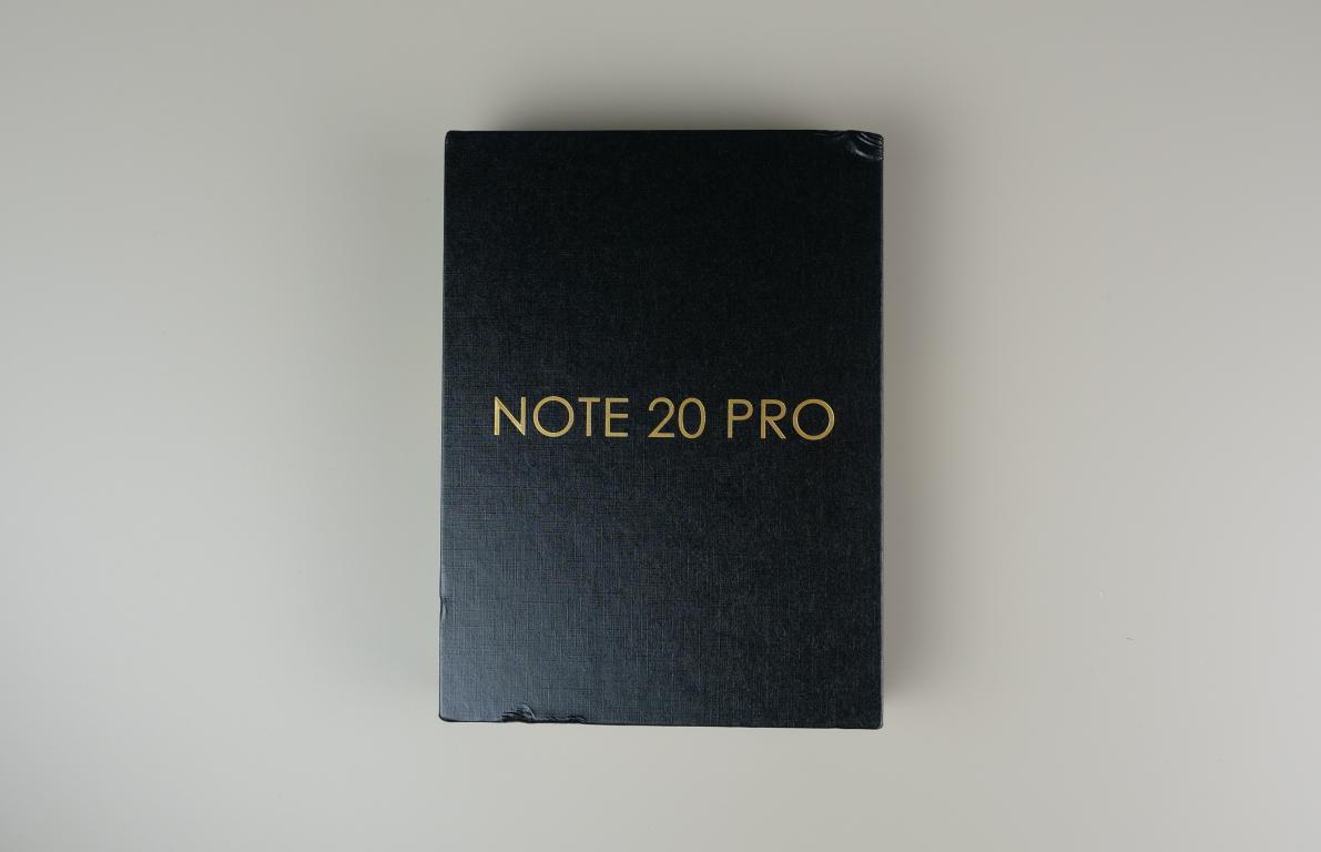 Cubot Note 20 PRO - recenzja smartfona z Aliexpress za 400 zł - pudełko