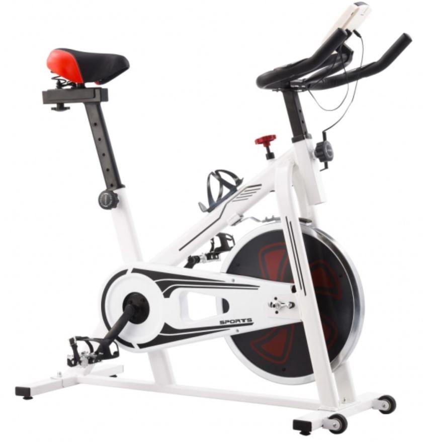 Noworoczna wyprzedaż sprzętu fitness - bieżnie i rowerki w super cenach - rower spinningowy