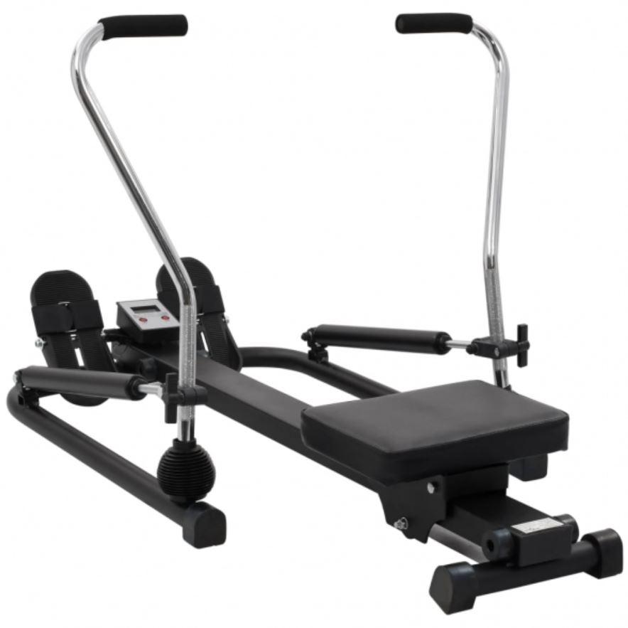Noworoczna wyprzedaż sprzętu fitness - bieżnie i rowerki w super cenach - wioślarz treningowy