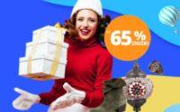 Zimowa promocja Aliexpress