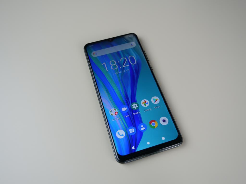 Cubot Note 20 PRO - recenzja smartfona z Aliexpress za 400 zł - ekran