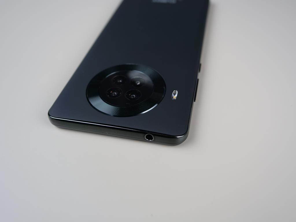 Cubot Note 20 PRO - recenzja smartfona z Aliexpress za 400 zł - gniazdo miniJack