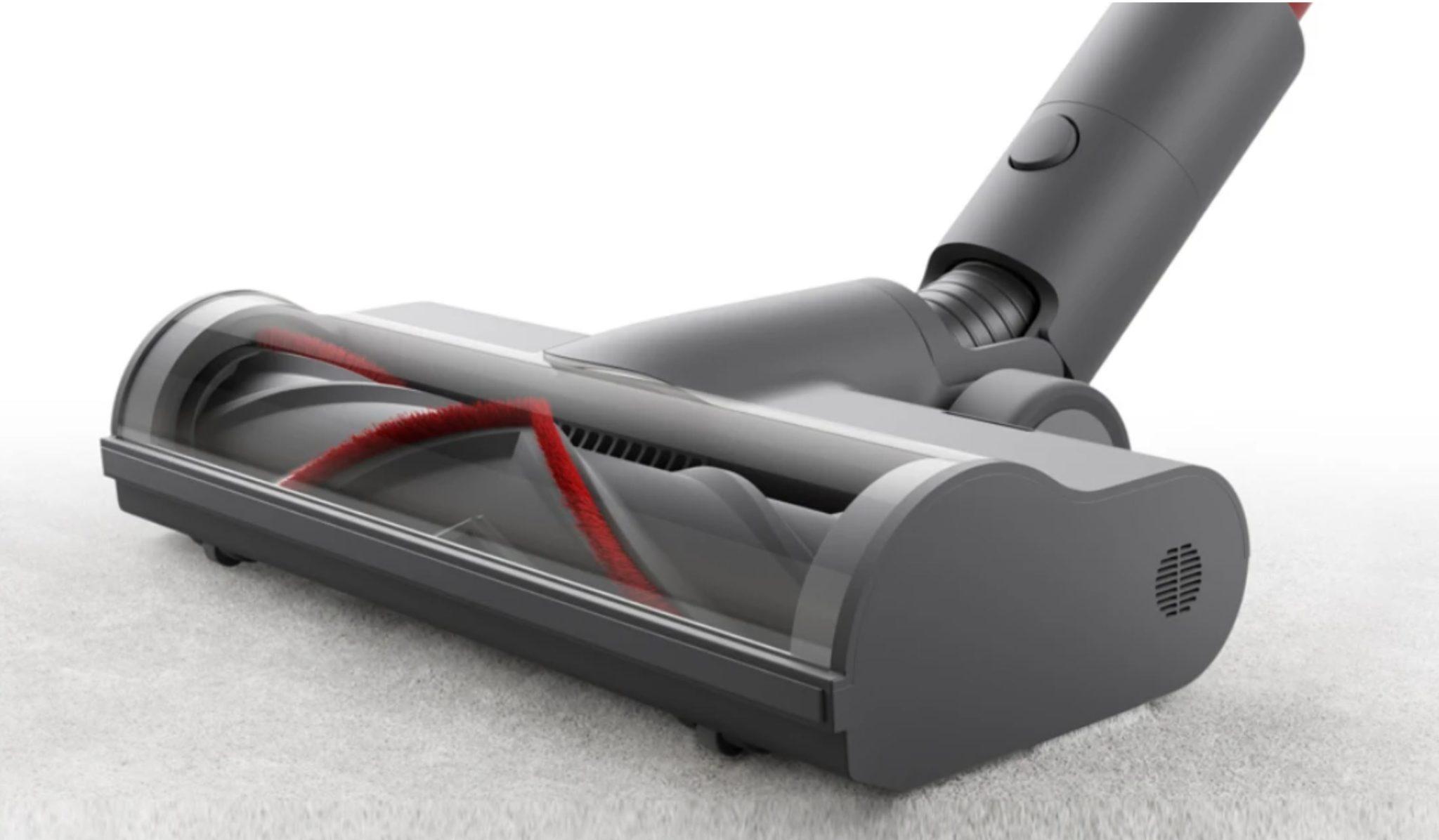 Dreame T20 - odkurzacz pionowy już w sprzedaży - elektroszczotka