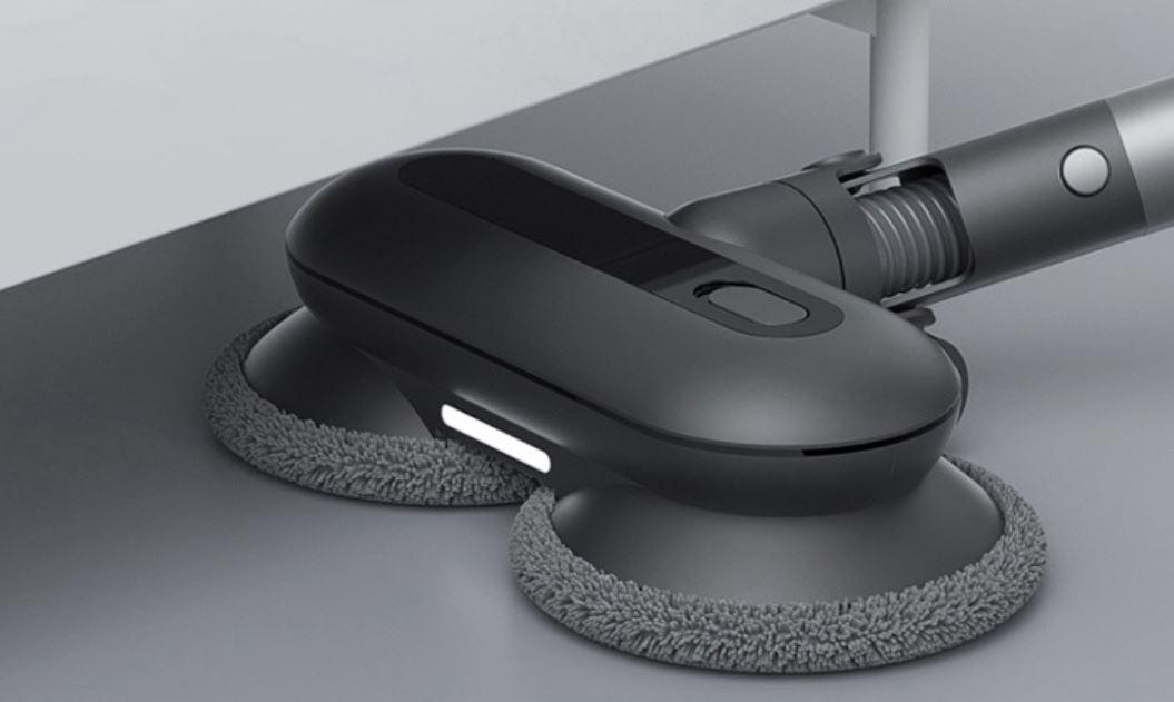 Roidmi Nex 2 Plus - nowy odkurzacz pionowy z mopowaniem - mop