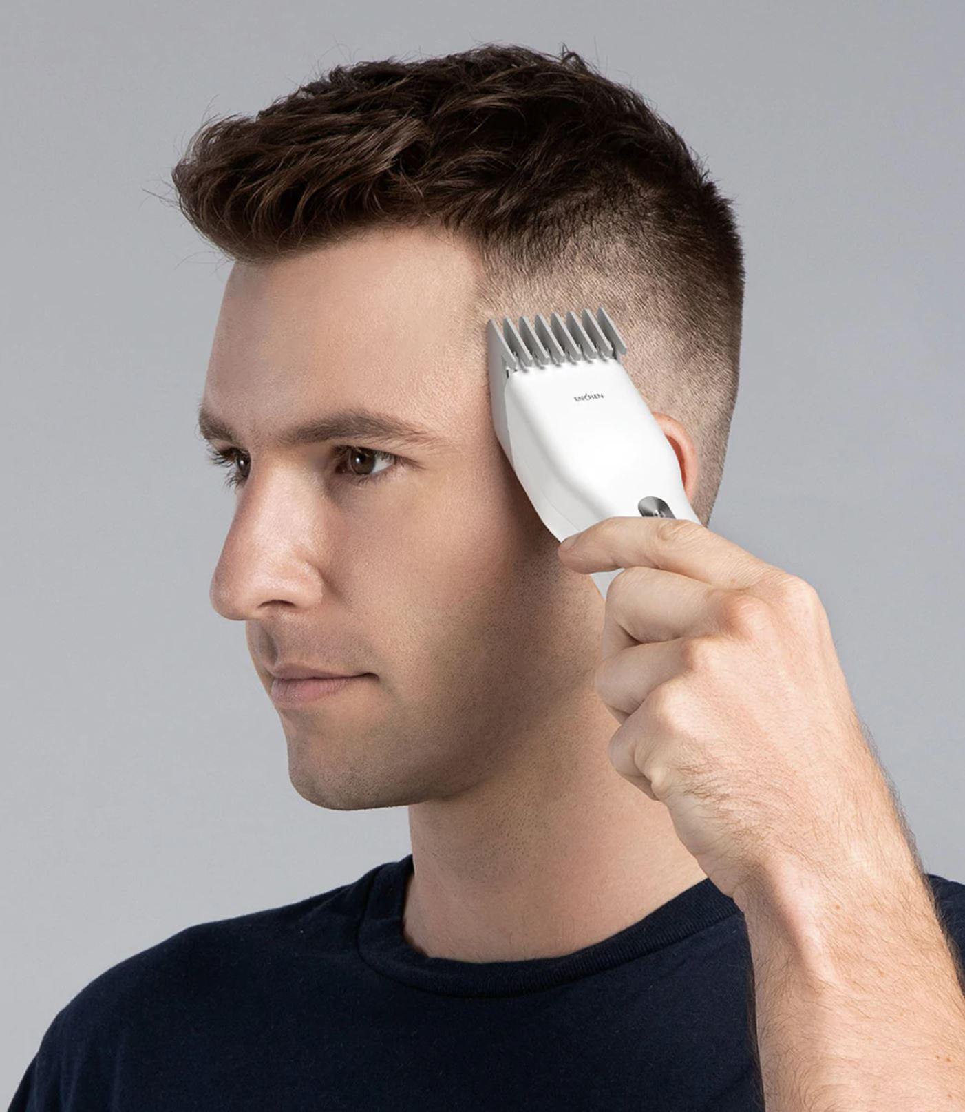Bestsellery Aliexpress w urodzinowej promocji - maszynka do strzyżenia włosów ENCHEN