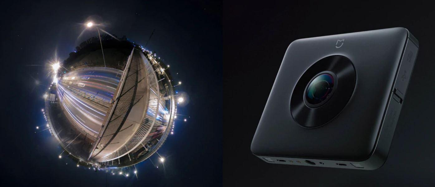 Obłędne oferty Aliexpress - szybkie promocje w Aliexpress - Xiaomi Mijia 360° Panoramic Camera