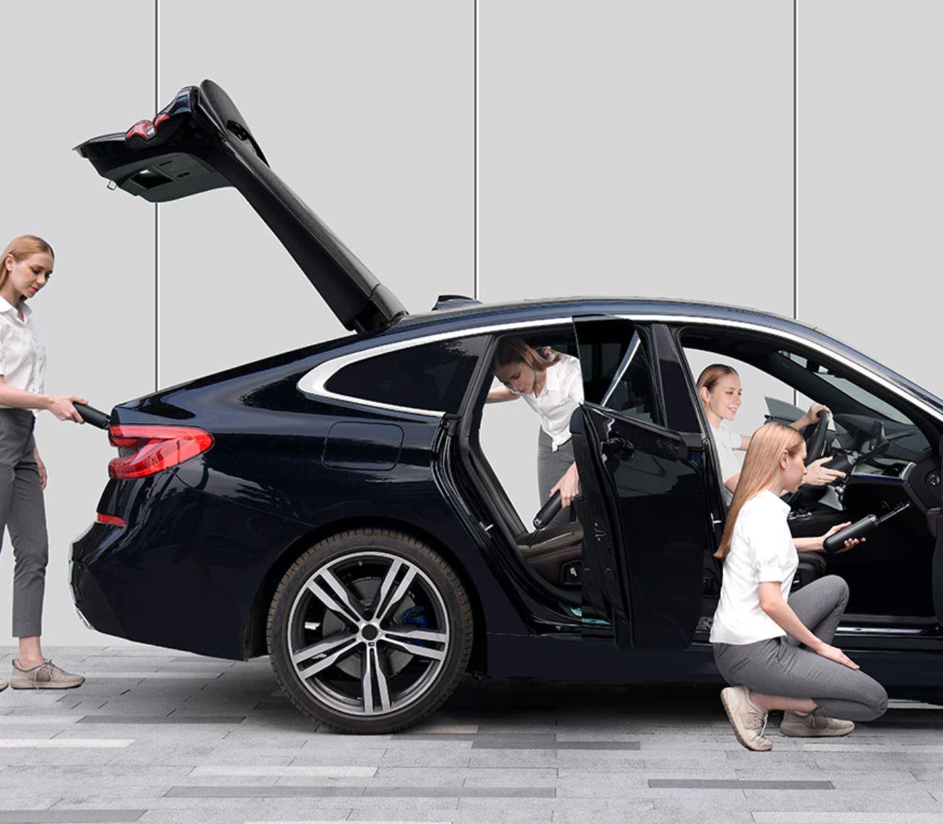 Obłędne oferty Aliexpress - szybkie promocje w Aliexpress - odkurzacz samochodowy Baseus