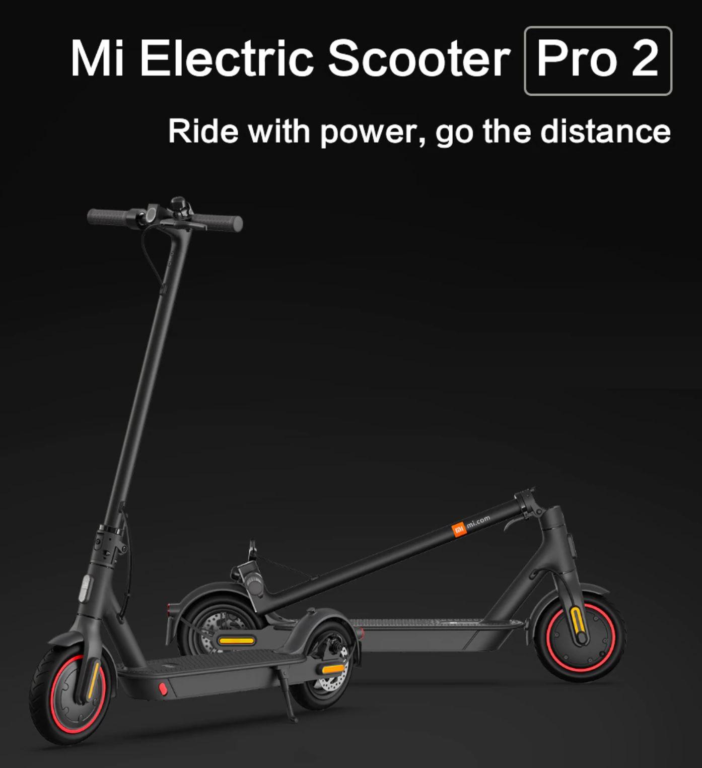 Pojazdy elektryczne z Aliexpress - hulajnoga elektryczna Xiaomi Mi Electric Scooter PRO 2