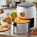 Sprzęty kuchenne z Aliexpress - przegląd najciekawszych sprzętów - Air Fryer MIUI 3 litry